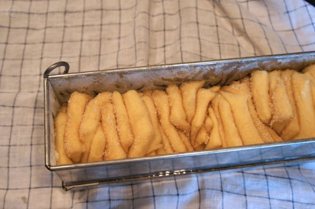 Cinnamon bread squares