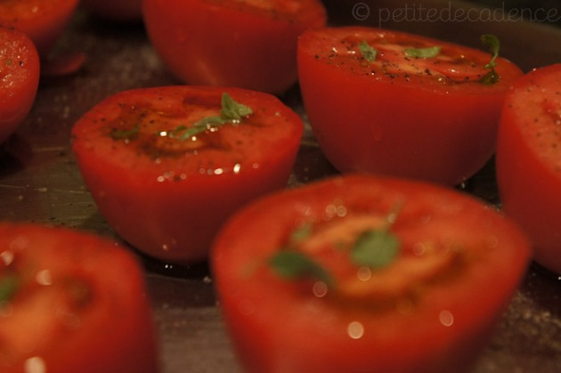 Tomatoes to be cooked