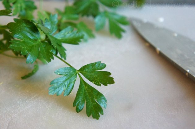 Fresh Flat Parsley