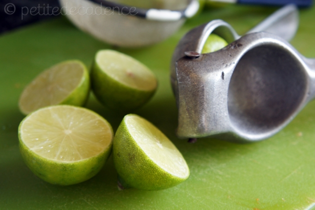 Limes for curdling cheese