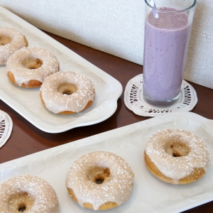 French toast donuts 2
